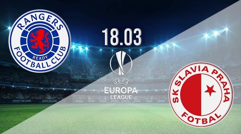 Rangers vs Slavia Prague Prediction: Europa League Match on 18.03.2021