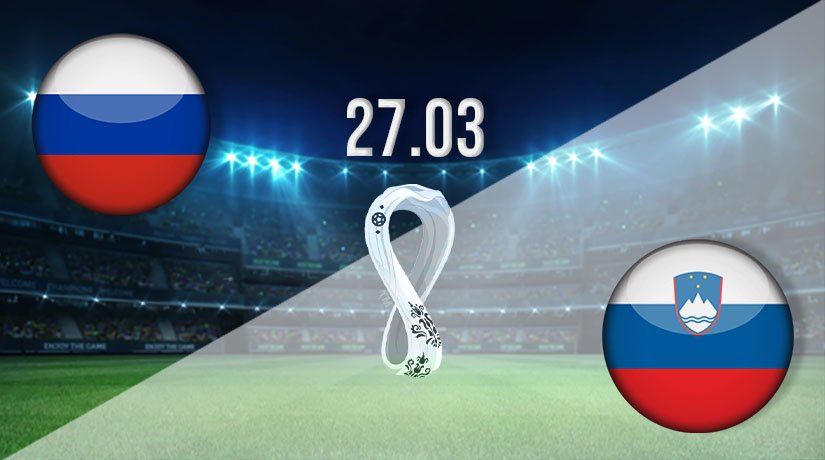 Russia vs Slovenia Prediction: World Cup Qualifier Match on 27.03.2021