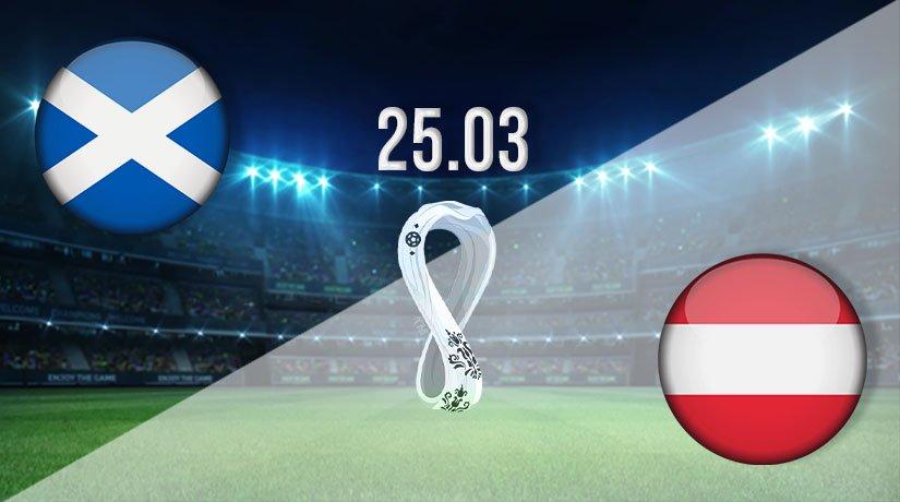 Scotland vs Austria Prediction: World Cup Qualifier Match on 25.03.2021