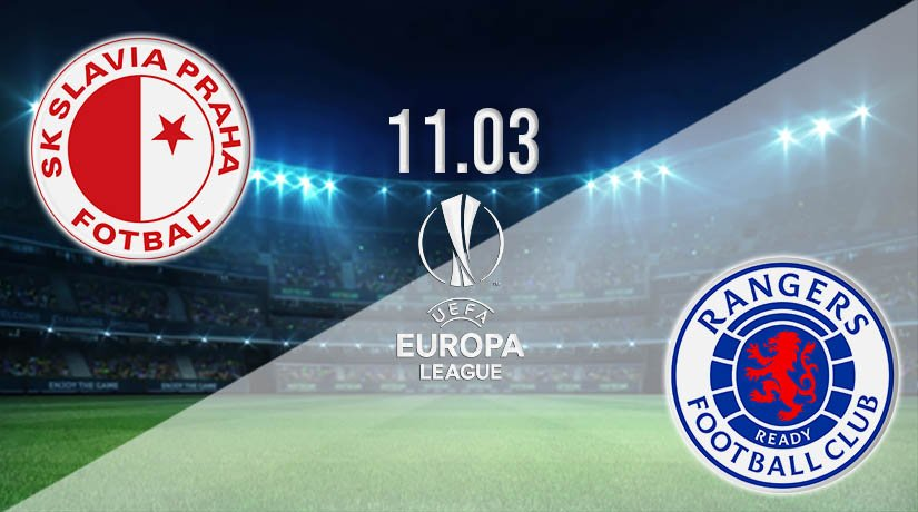 Slavia Prague vs Rangers Prediction: Europa League Match on 11.03.2021