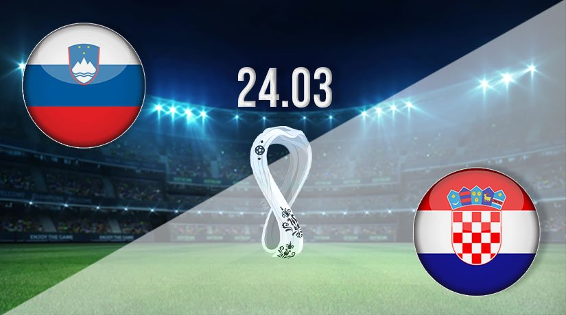Slovenia vs Croatia Prediction: World Cup Qualifier Match on 24.03.2021