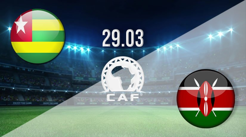 Togo vs Kenya Prediction: African Nations Qualifier Match on 29.03.2021