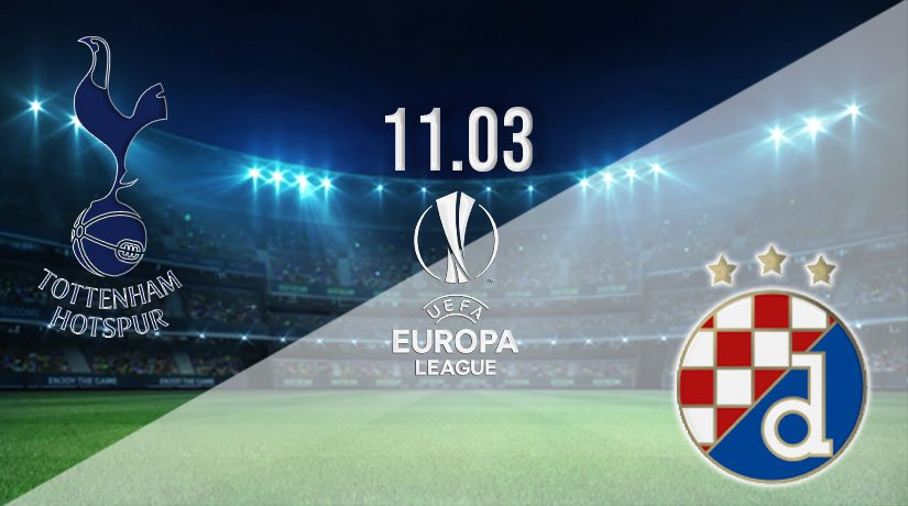 Tottenham Hotspur vs Dinamo Zagreb Prediction: Europa League Match on 11.03.2021