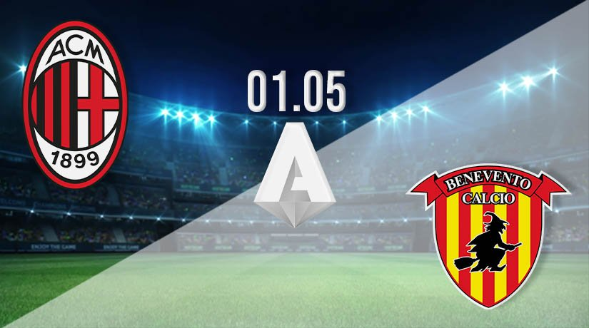 AC Milan vs Benevento Prediction: Serie A Match on 01.05.2021