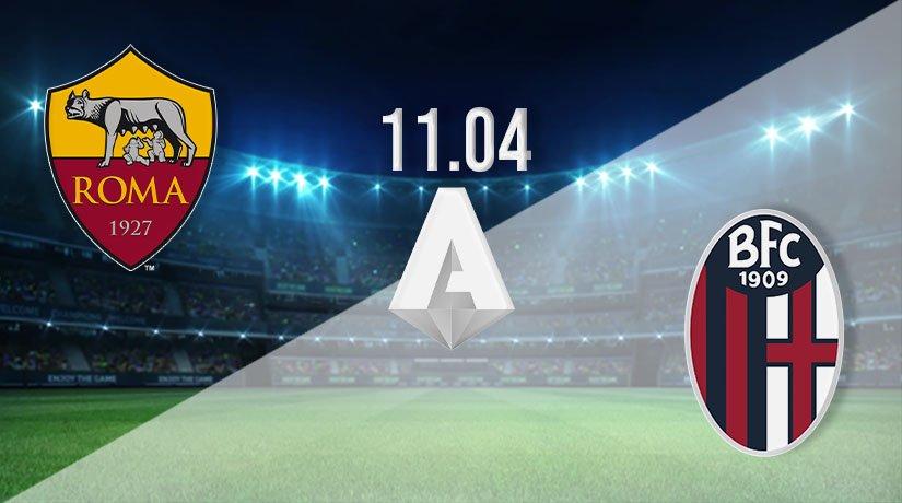 AS Roma vs Bologna Prediction: Serie A Match on 11.04.2021