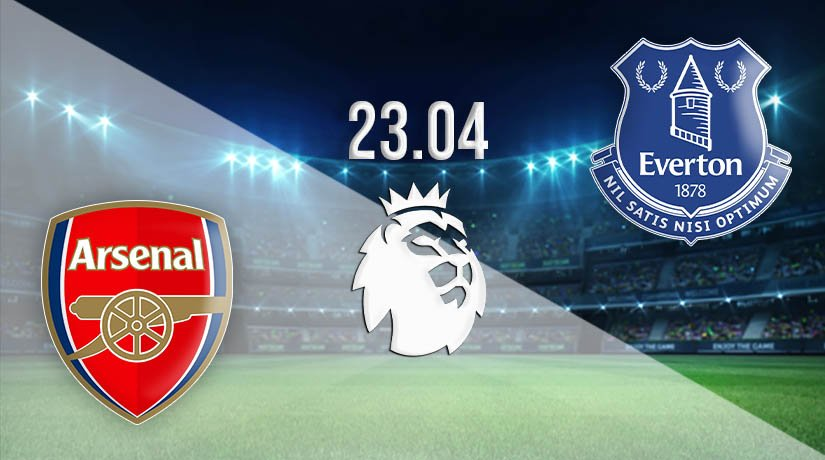 Arsenal vs Everton Prediction: Premier League Match on 23.04.2021