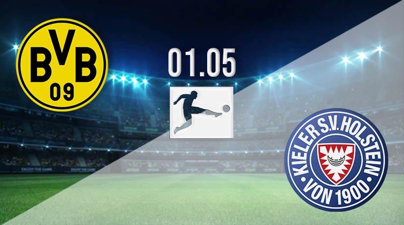 Borussia Dortmund vs Holstein Kiel Prediction: DFB-Pokal Match Match on 01.05.2021
