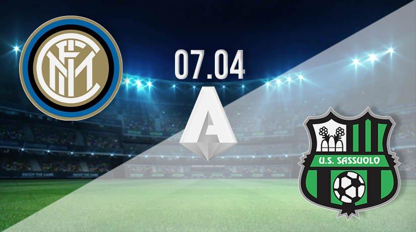 Inter Milan vs Sassuolo Prediction: Serie A Match on 07.04.2021