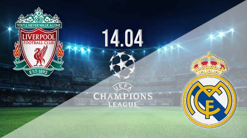 Liverpool vs Real Madrid Predictions: Champions League Match on 14.04.2021