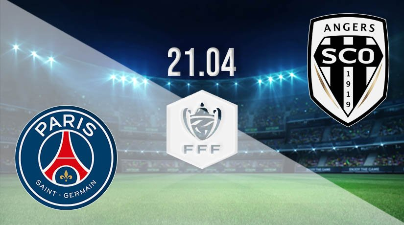 PSG vs Angers Prediction: French Cup Match on 21.04.2021