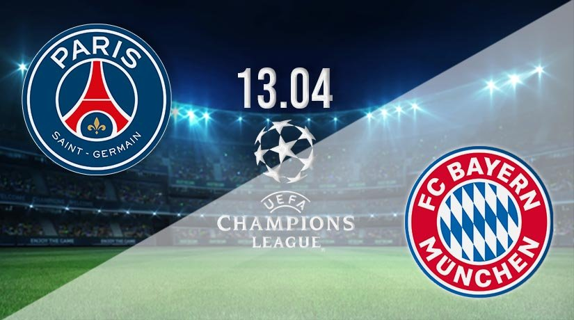 PSG vs Bayern Munich Prediction: Champions League Match on 13.04.2021