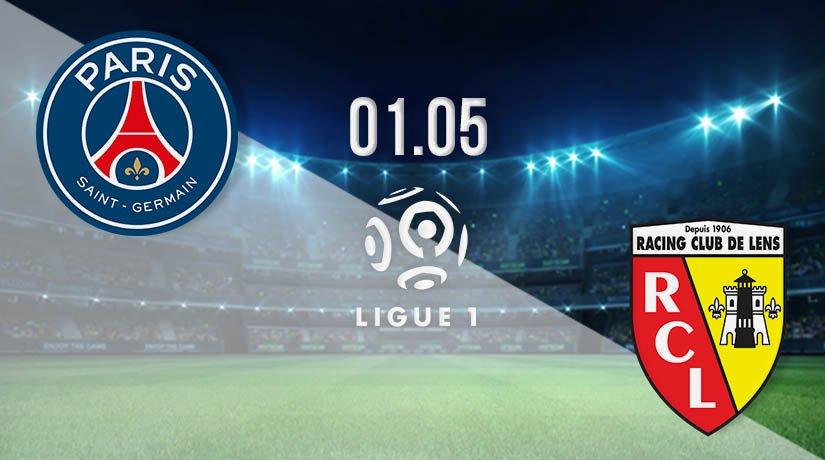 PSG vs Lens Prediction: Ligue 1 Match on 01.05.2021
