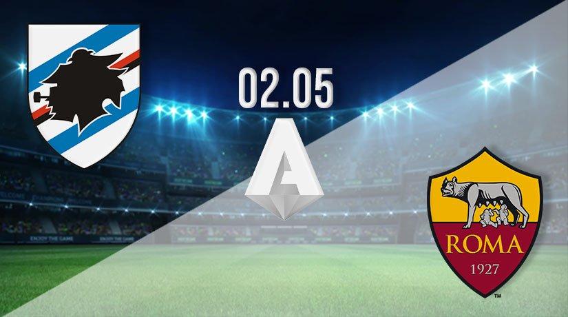 Sampdoria vs AS Roma Prediction: Serie A Match on 02.05.2021