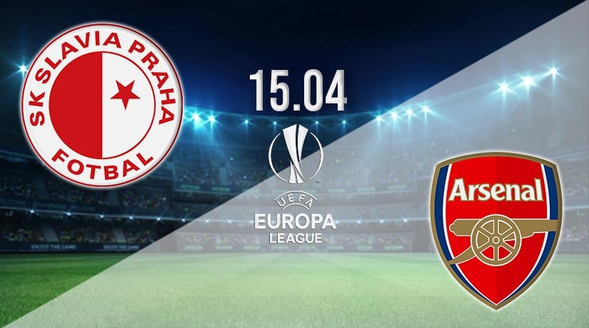Slavia Prague vs Arsenal Prediction: Europa League Match on 15.04.2021