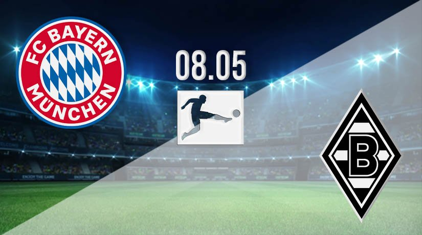 Bayern Munich vs Monchengladbach Prediction: Bundesliga Match on 08.05.2021
