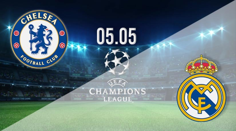 Chelsea vs Real Madrid Prediction: Champions League Match on 05.05.2021