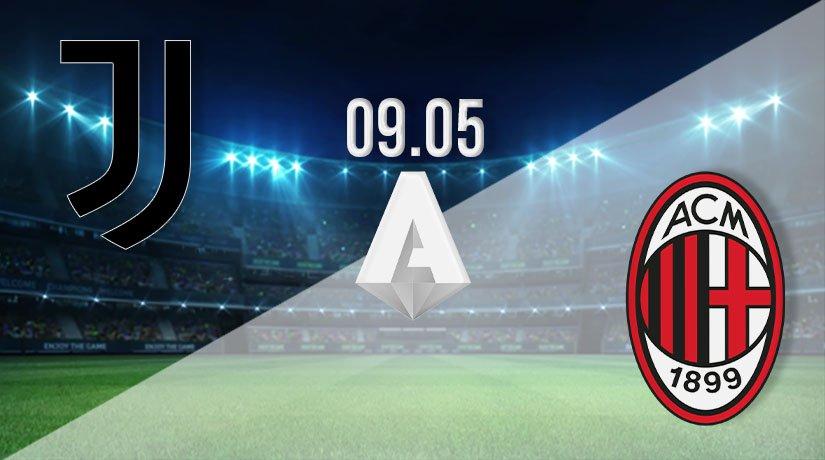 Juventus vs AC Milan Prediction: Serie A Match on 09.05.2021