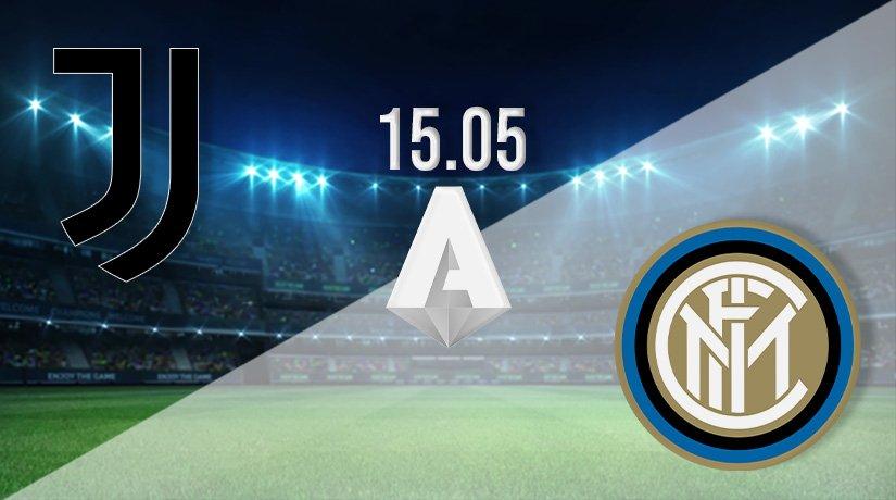 Juventus vs Inter Milan Prediction: Serie A Match on 15.05.2021