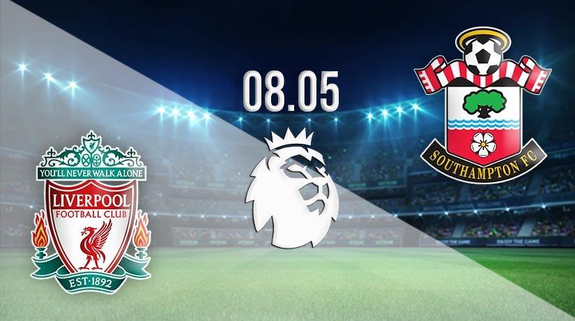Liverpool vs Southampton Prediction: Premier League Match on 08.05.2021