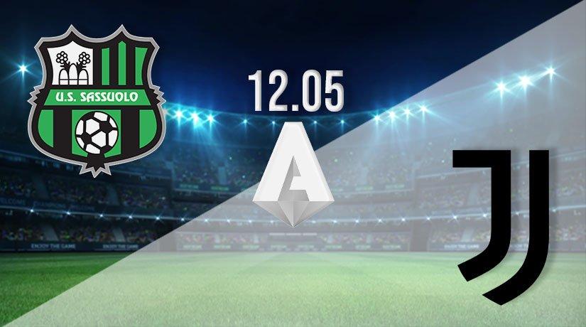 Sassuolo vs Juventus Prediction: Serie A Match on 12.05.2021