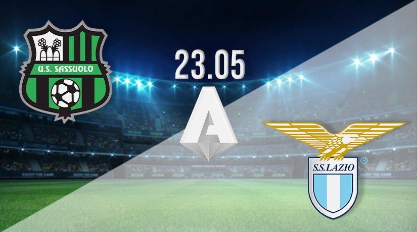 Sassuolo vs Lazio Prediction: Serie A Match on 23.05.2021