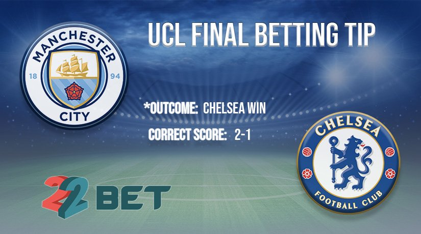 Champions League Final 2021 betting tip