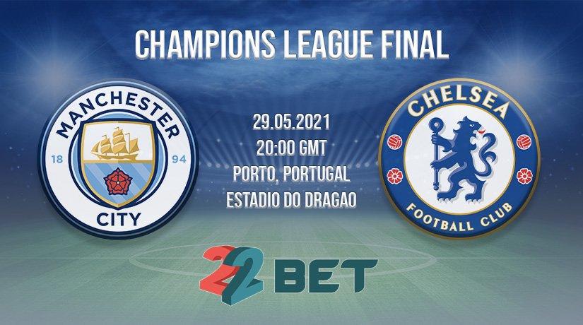 2021 Champions League final schedule, venue and place