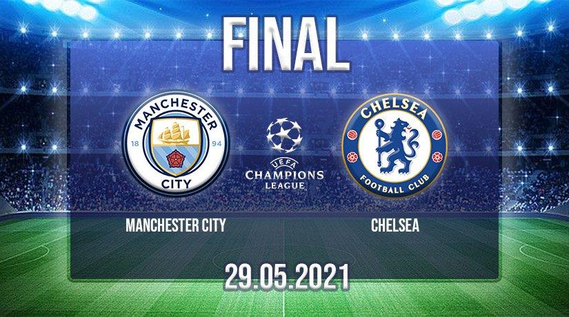 Champions League Final Prediction 2021 | Man City v Chelsea 🔵 - 22Bet - US Casino Magazine