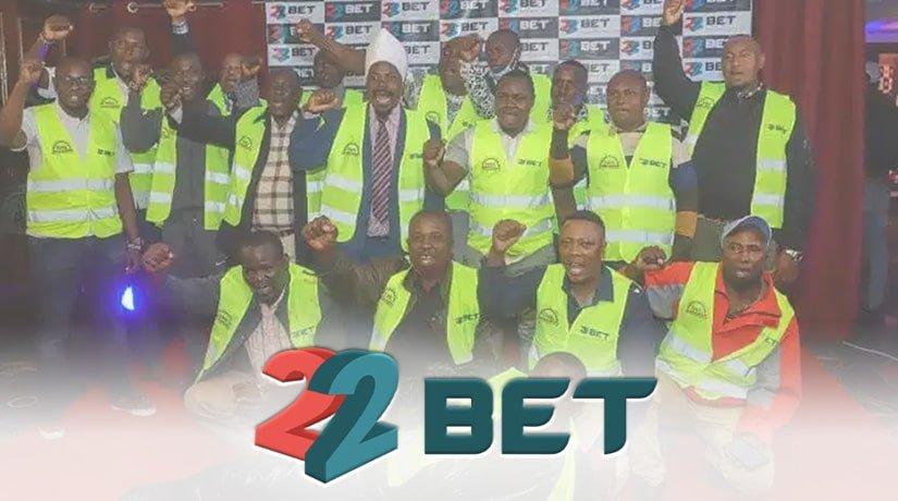 22Bet Kenya Announces 1,000,000 Ksh Boda Boda Competition