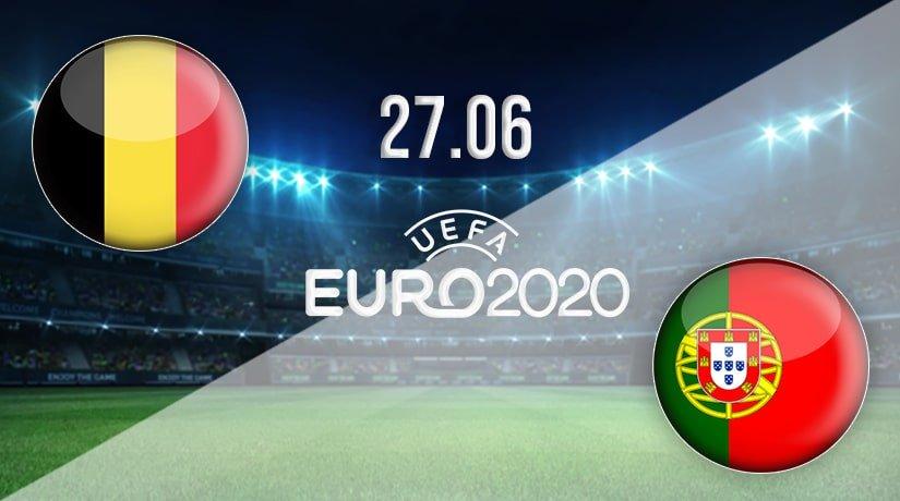 Belgium vs Portugal Prediction: EURO 2020 Match on 27.06.2021