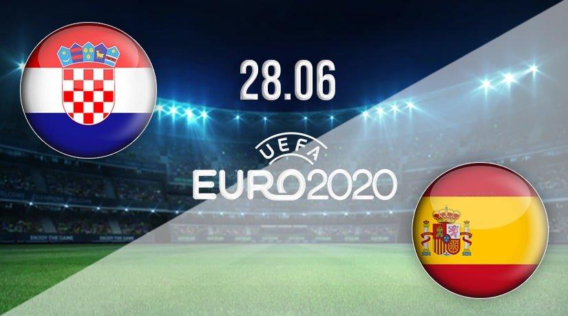 Croatia v Spain Prediction: Euro 2020 Match on 28.06.2021