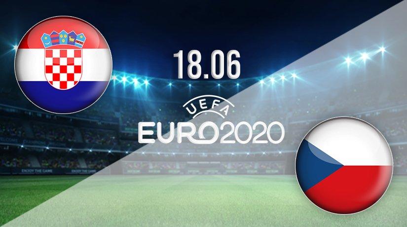 Croatia vs Czech Republic Prediction: Euro 2020 Match on 18.06.2021