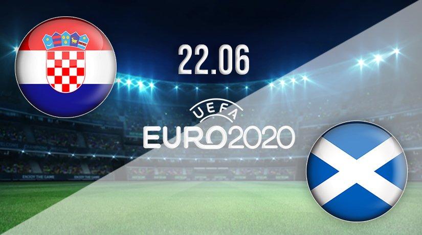 Croatia vs Scotland Prediction: Euro 2020 Match on 22.06.2021