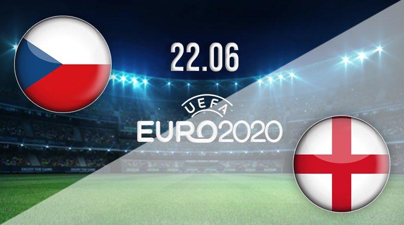 Czech Republic v England Prediction: Euro 2020 Match 22.06.2021