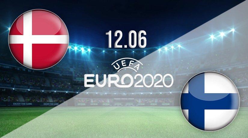 Denmark vs Finland Prediction: Euro 2020 Match on 12.06.2021