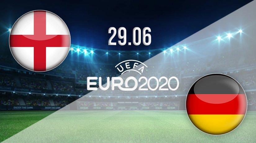 England v Germany Prediction: Euro 2020 Match on 29.06.2021