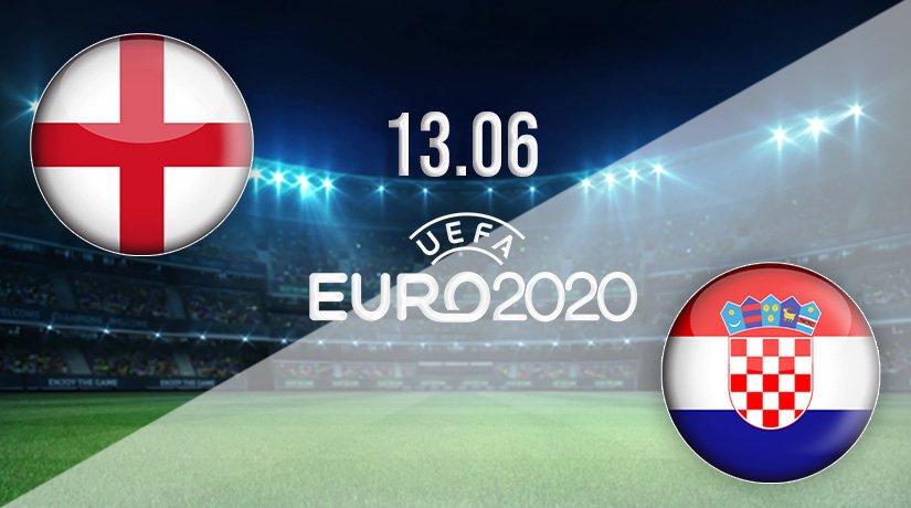 England v Croatia Prediction: Euro 2020 Match on 13.06.2021