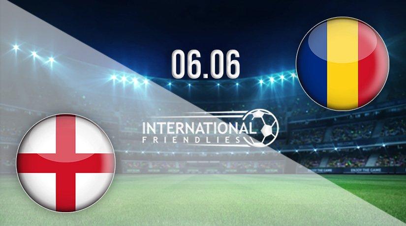 England vs Romania Prediction: International Friendlies Match on 06.06.2021