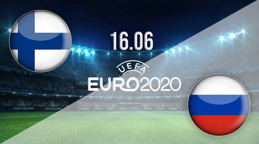 Finland vs Russia Prediction: Euro 2020 Match on 16.06.2021
