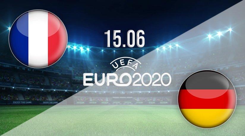 France vs Germany Prediction: Euro 2020 Match on 15.06.2021