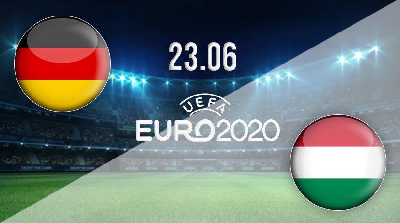 Germany v Hungary Prediction: Euro 2020 Match on 23.06.2021