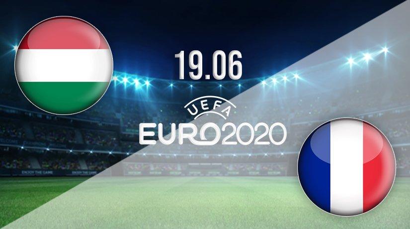 Hungary vs France Prediction: Euro 2020 Match on 19.06.2021