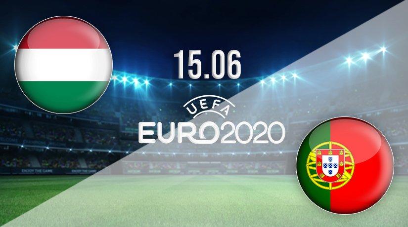 Hungary vs Portugal Prediction: Euro 2020 Match on 15.06.2021