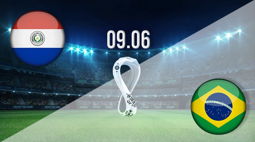 Paraguay vs Brazil Prediction: World Cup Qualifier Match on 09.06.2021