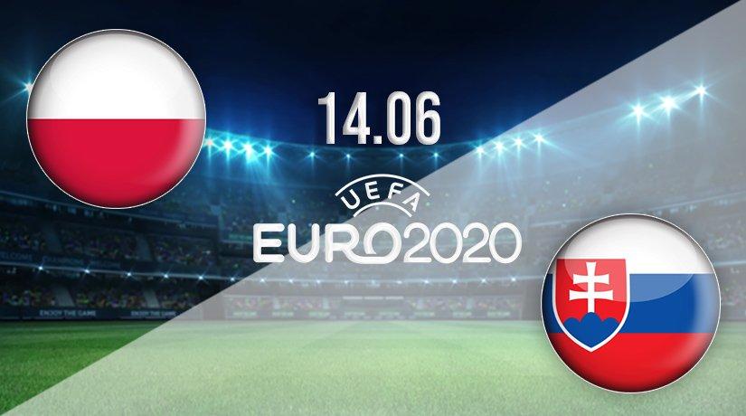 Poland vs Slovakia Prediction: Euro 2020 Match on 14.06.2021
