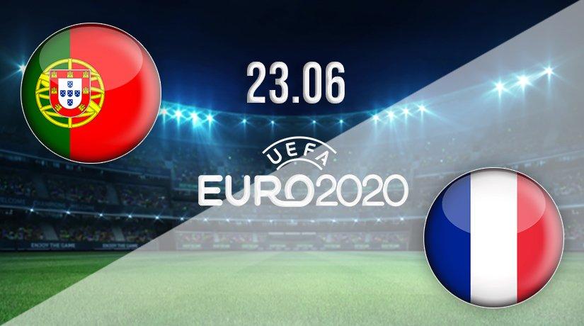 Portugal vs France Prediction: Euro 2020 Match on 23.06.2021