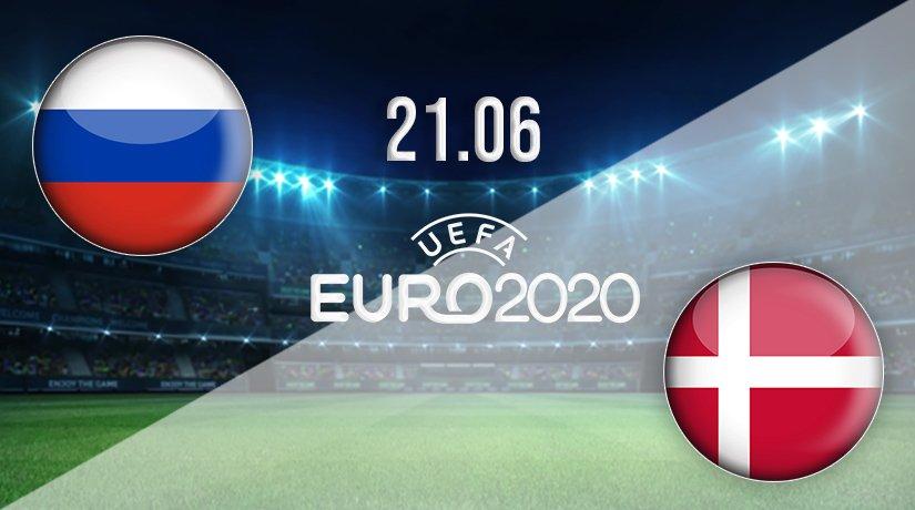 Russia vs Denmark Prediction: Euro 2020 Match on 21.06.2021