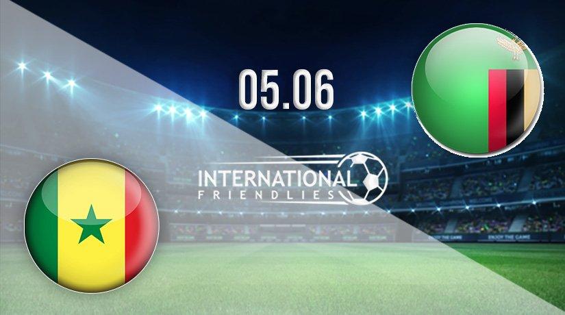 Senegal vs Zambia Prediction: International Friendlies Match on 05.06.2021