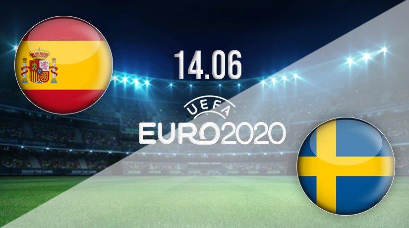 Spain vs Sweden Prediction: Euro 2020 Match on 14.06.2021
