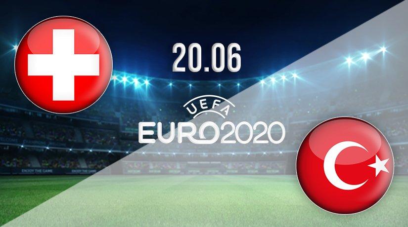 Switzerland vs Turkey Prediction: Euro 2020 Match on 20.06.2021